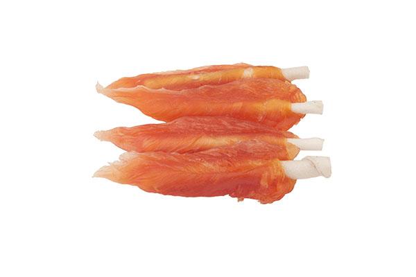 雞肉插纖維棒